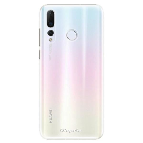 Plastové pouzdro iSaprio - 4Pure - mléčný bez potisku - Huawei Nova 4