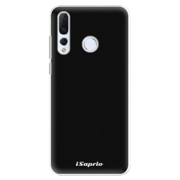 Plastové pouzdro iSaprio - 4Pure - černý - Huawei Nova 4