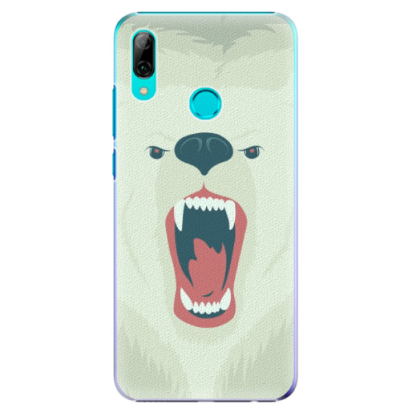Plastové pouzdro iSaprio - Angry Bear - Huawei P Smart 2019