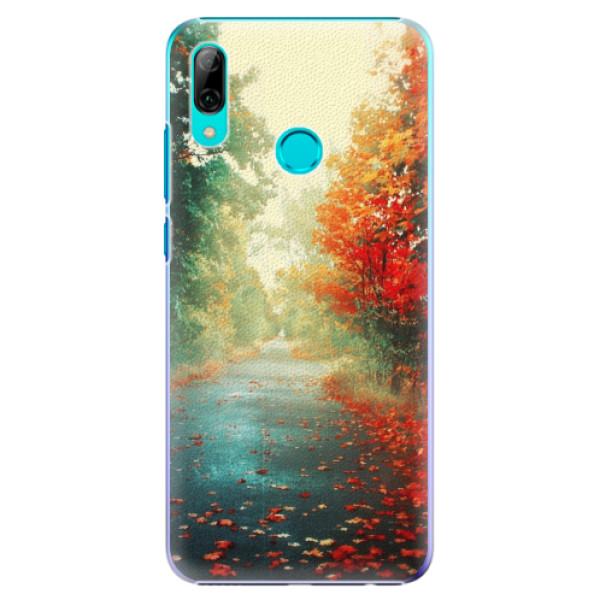Plastové pouzdro iSaprio - Autumn 03 - Huawei P Smart 2019