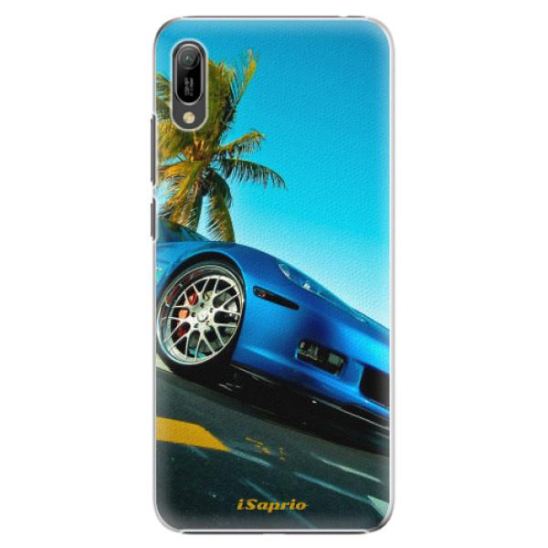Plastové pouzdro iSaprio - Car 10 - Huawei Y6 2019