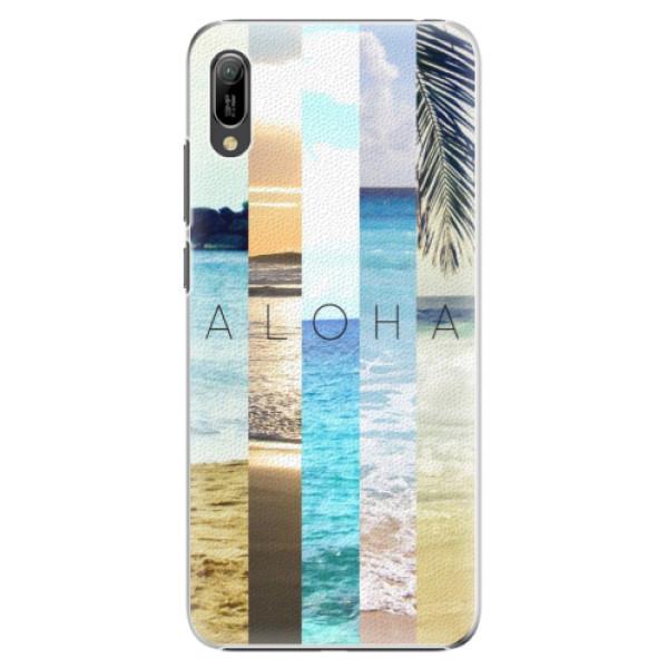 Plastové pouzdro iSaprio - Aloha 02 - Huawei Y6 2019
