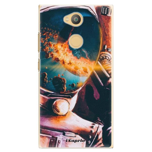 Plastové pouzdro iSaprio - Astronaut 01 - Sony Xperia L2