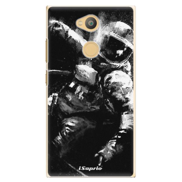 Plastové pouzdro iSaprio - Astronaut 02 - Sony Xperia L2