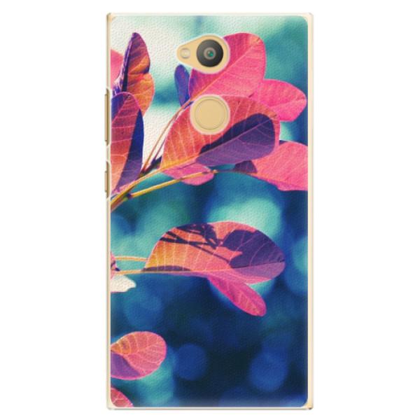Plastové pouzdro iSaprio - Autumn 01 - Sony Xperia L2