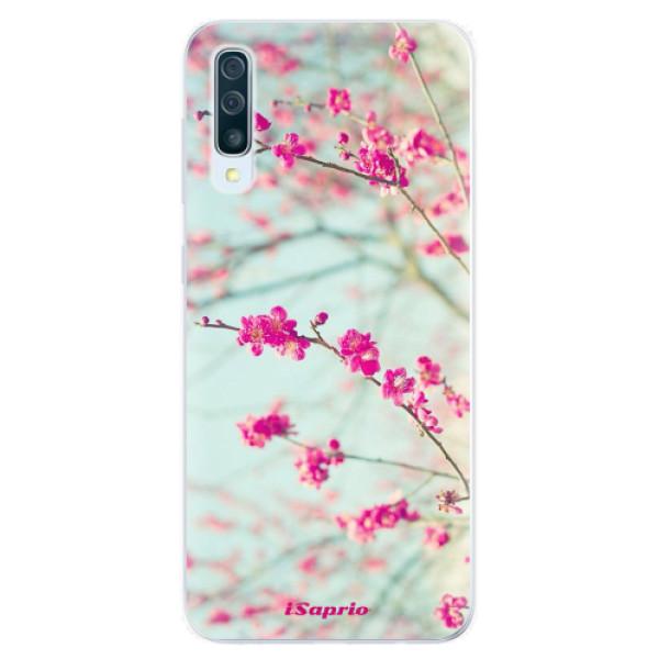 Silikonové pouzdro iSaprio - Blossom 01 - Samsung Galaxy A50