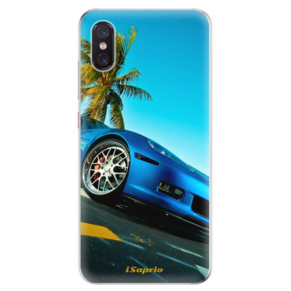 Odolné silikonové pouzdro iSaprio - Car 10 - Xiaomi Mi 8 Pro