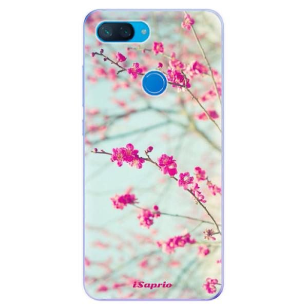 Odolné silikonové pouzdro iSaprio - Blossom 01 - Xiaomi Mi 8 Lite