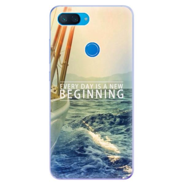 Odolné silikonové pouzdro iSaprio - Beginning - Xiaomi Mi 8 Lite