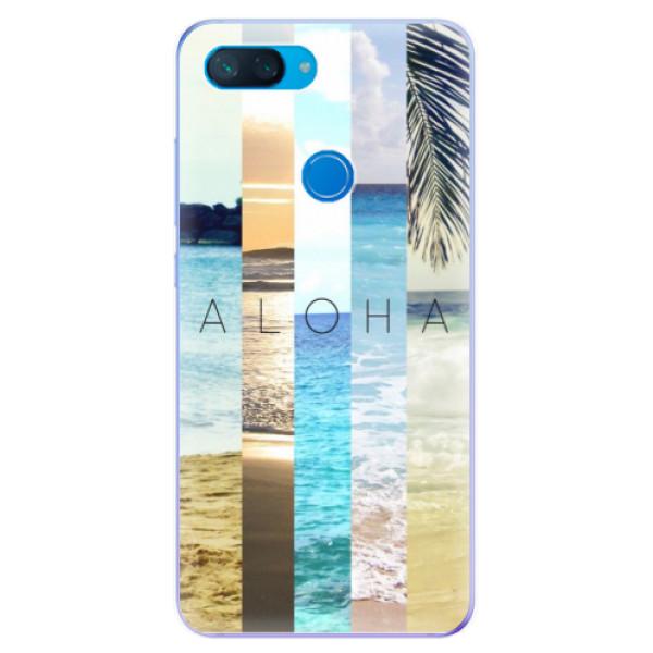 Odolné silikonové pouzdro iSaprio - Aloha 02 - Xiaomi Mi 8 Lite
