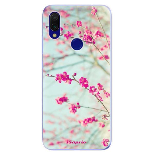 Odolné silikonové pouzdro iSaprio - Blossom 01 - Xiaomi Redmi 7
