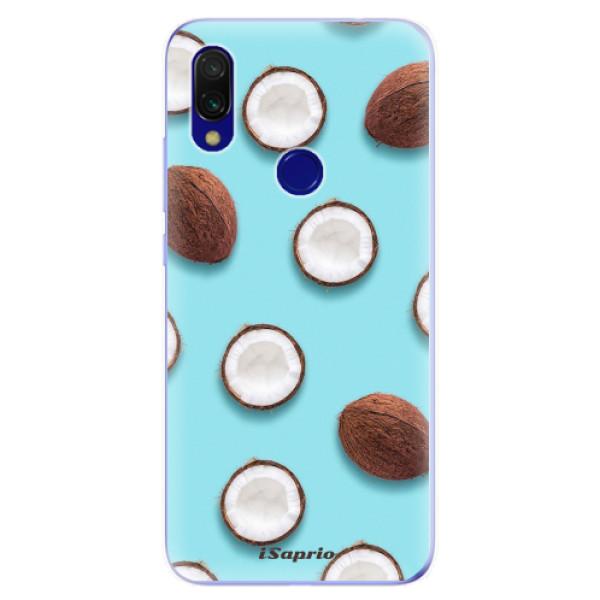 Odolné silikonové pouzdro iSaprio - Coconut 01 - Xiaomi Redmi 7