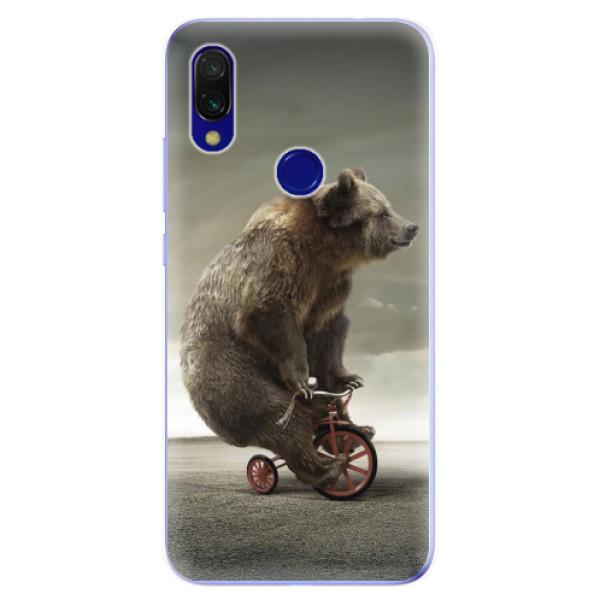 Odolné silikonové pouzdro iSaprio - Bear 01 - Xiaomi Redmi 7