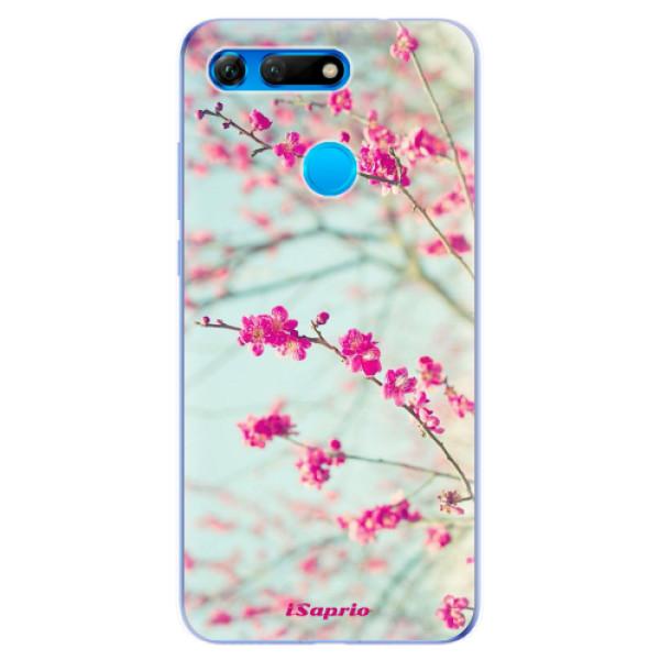 Odolné silikonové pouzdro iSaprio - Blossom 01 - Huawei Honor View 20