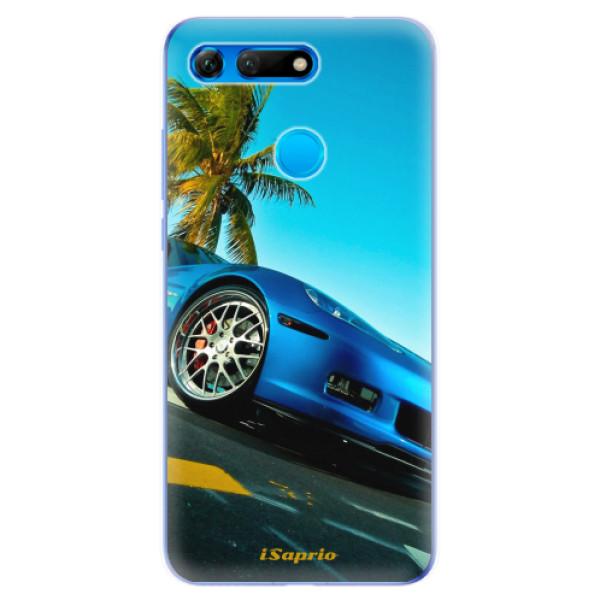Odolné silikonové pouzdro iSaprio - Car 10 - Huawei Honor View 20