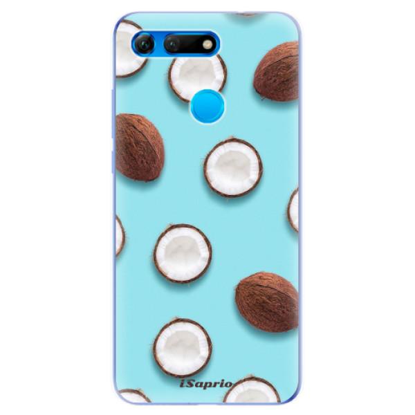 Odolné silikonové pouzdro iSaprio - Coconut 01 - Huawei Honor View 20