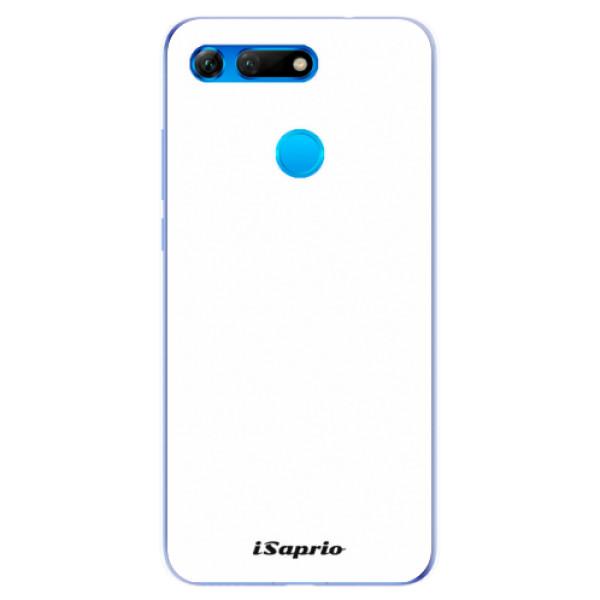 Odolné silikonové pouzdro iSaprio - 4Pure - bílý - Huawei Honor View 20