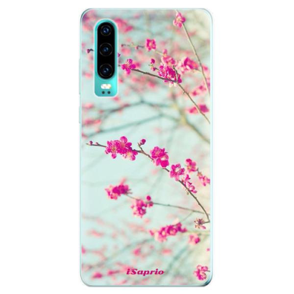 Odolné silikonové pouzdro iSaprio - Blossom 01 - Huawei P30