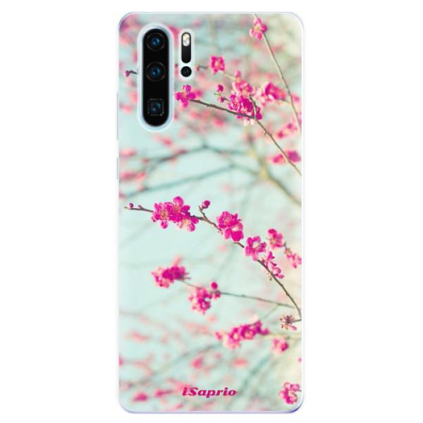 Odolné silikonové pouzdro iSaprio - Blossom 01 - Huawei P30 Pro