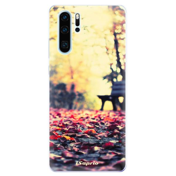 Odolné silikonové pouzdro iSaprio - Bench 01 - Huawei P30 Pro