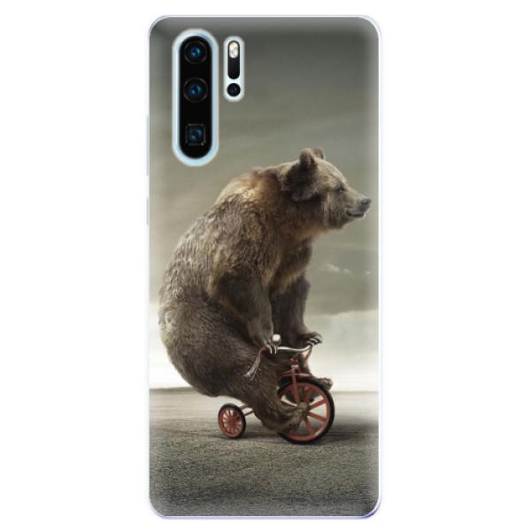 Odolné silikonové pouzdro iSaprio - Bear 01 - Huawei P30 Pro