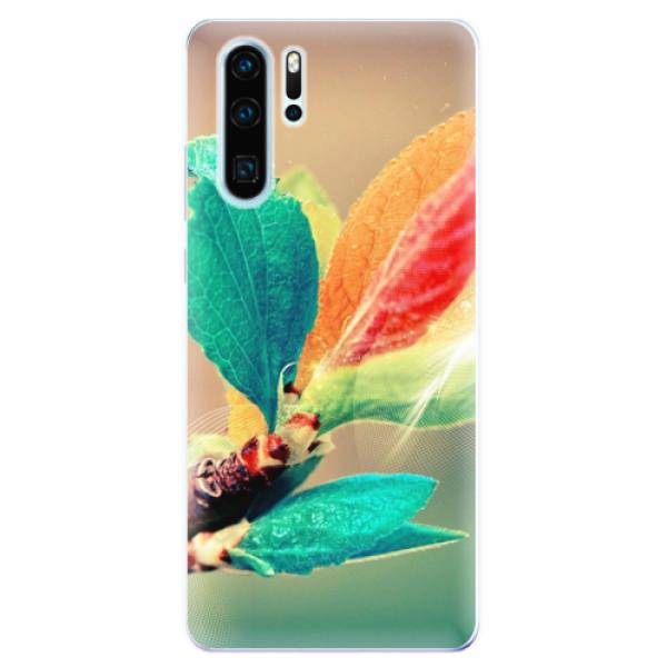 Odolné silikonové pouzdro iSaprio - Autumn 02 - Huawei P30 Pro