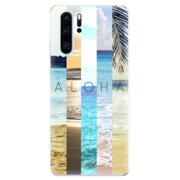 Odolné silikonové pouzdro iSaprio - Aloha 02 - Huawei P30 Pro