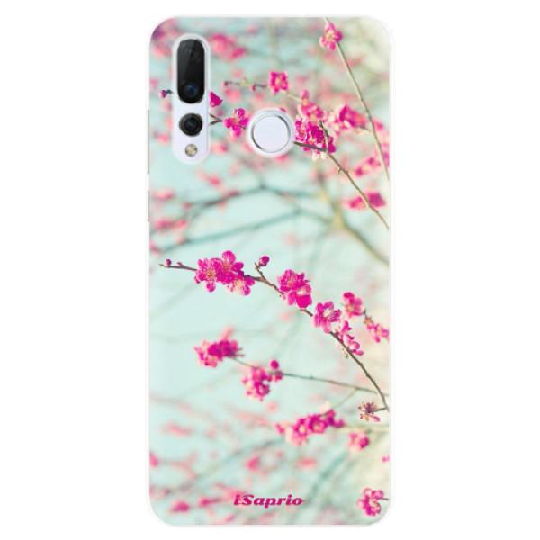 Odolné silikonové pouzdro iSaprio - Blossom 01 - Huawei Nova 4