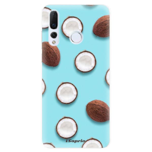 Odolné silikonové pouzdro iSaprio - Coconut 01 - Huawei Nova 4