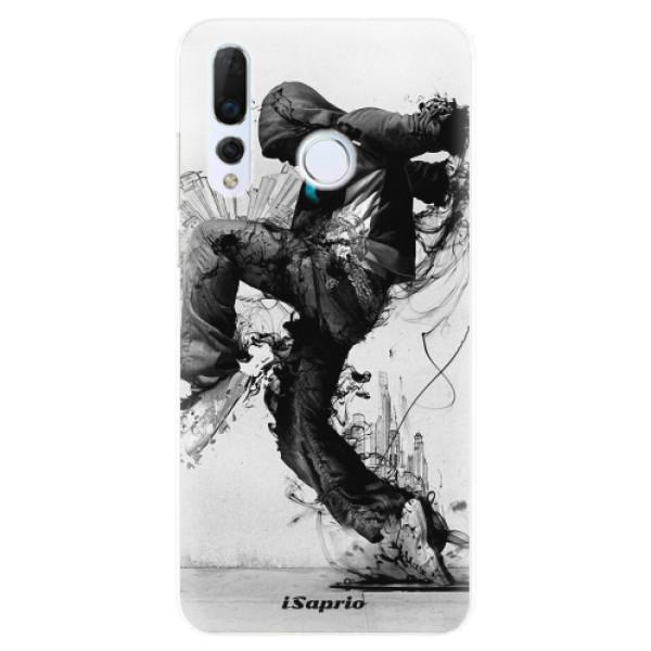 Odolné silikonové pouzdro iSaprio - Dance 01 - Huawei Nova 4