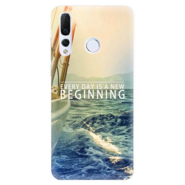 Odolné silikonové pouzdro iSaprio - Beginning - Huawei Nova 4
