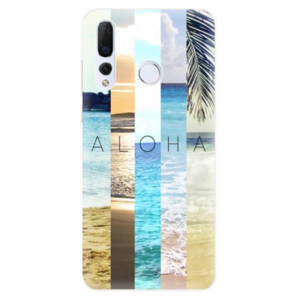 Odolné silikonové pouzdro iSaprio - Aloha 02 - Huawei Nova 4