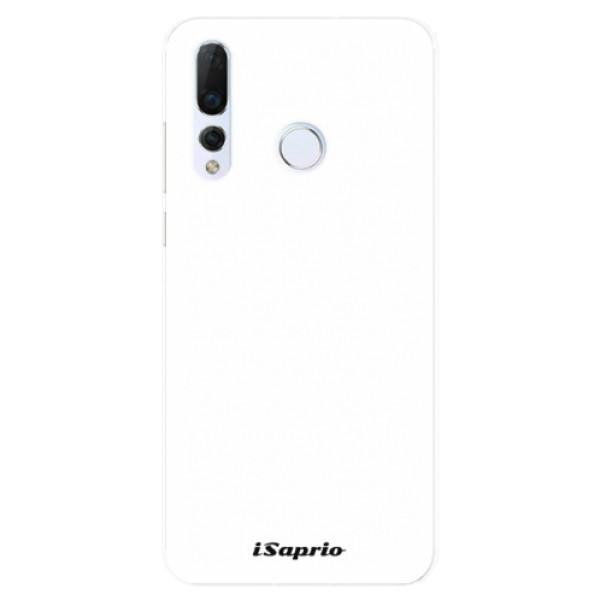 Odolné silikonové pouzdro iSaprio - 4Pure - bílý - Huawei Nova 4