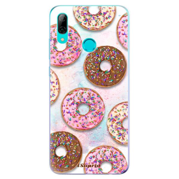 Odolné silikonové pouzdro iSaprio - Donuts 11 - Huawei P Smart 2019