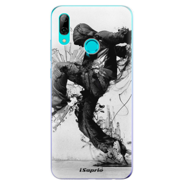 Odolné silikonové pouzdro iSaprio - Dance 01 - Huawei P Smart 2019
