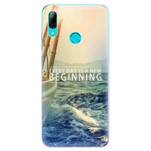 Odolné silikonové pouzdro iSaprio - Beginning - Huawei P Smart 2019