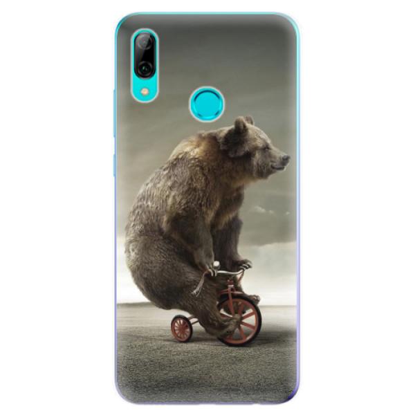 Odolné silikonové pouzdro iSaprio - Bear 01 - Huawei P Smart 2019