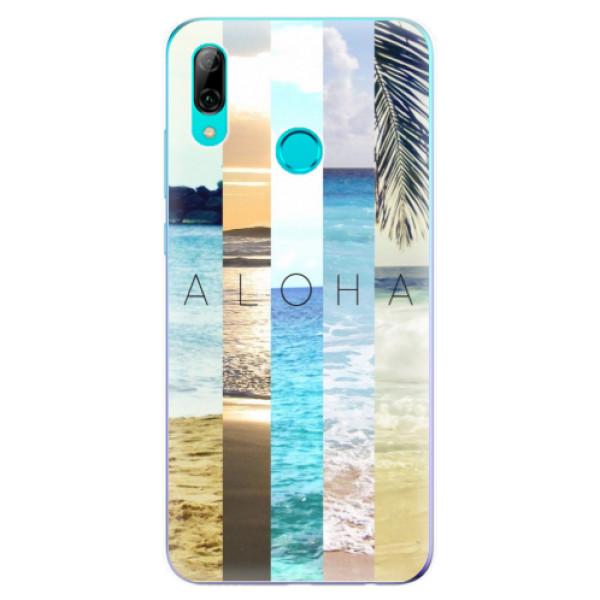 Odolné silikonové pouzdro iSaprio - Aloha 02 - Huawei P Smart 2019