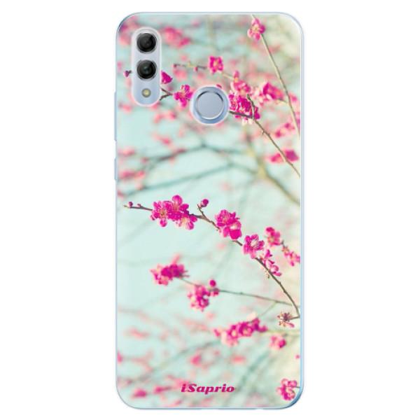 Odolné silikonové pouzdro iSaprio - Blossom 01 - Huawei Honor 10 Lite