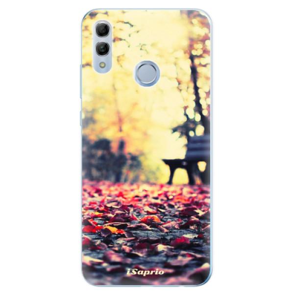 Odolné silikonové pouzdro iSaprio - Bench 01 - Huawei Honor 10 Lite