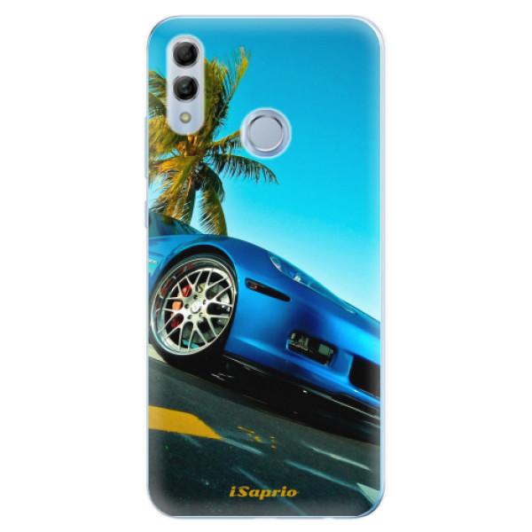 Odolné silikonové pouzdro iSaprio - Car 10 - Huawei Honor 10 Lite
