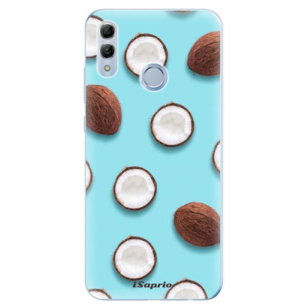 Odolné silikonové pouzdro iSaprio - Coconut 01 - Huawei Honor 10 Lite