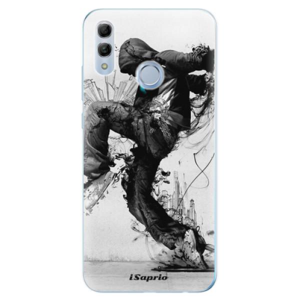 Odolné silikonové pouzdro iSaprio - Dance 01 - Huawei Honor 10 Lite
