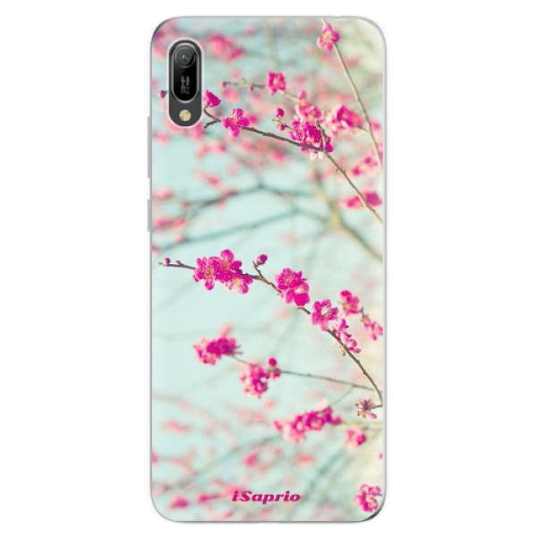 Odolné silikonové pouzdro iSaprio - Blossom 01 - Huawei Y6 2019
