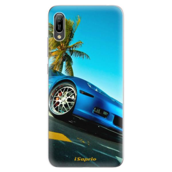 Odolné silikonové pouzdro iSaprio - Car 10 - Huawei Y6 2019