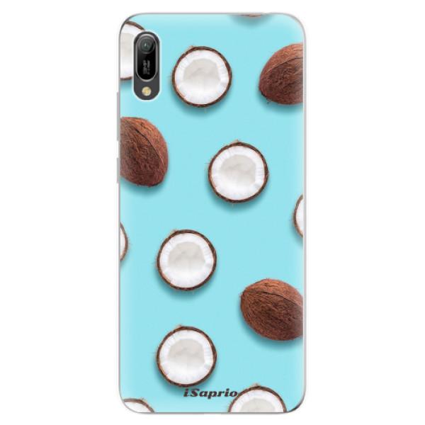 Odolné silikonové pouzdro iSaprio - Coconut 01 - Huawei Y6 2019