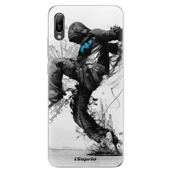 Odolné silikonové pouzdro iSaprio - Dance 01 - Huawei Y6 2019