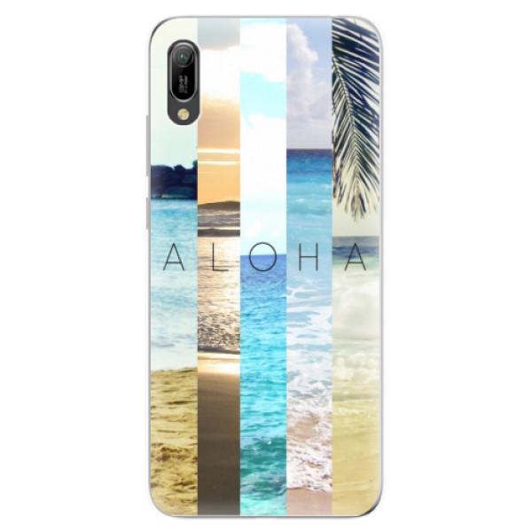 Odolné silikonové pouzdro iSaprio - Aloha 02 - Huawei Y6 2019