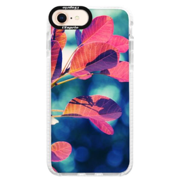 Silikonové pouzdro Bumper iSaprio - Autumn 01 - iPhone 8
