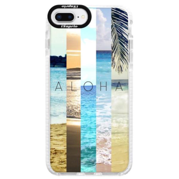 Silikonové pouzdro Bumper iSaprio - Aloha 02 - iPhone 8 Plus